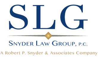 Snyder Law Group logo