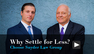 Pennsylvania and New Jersey Personal Injury Attorneys